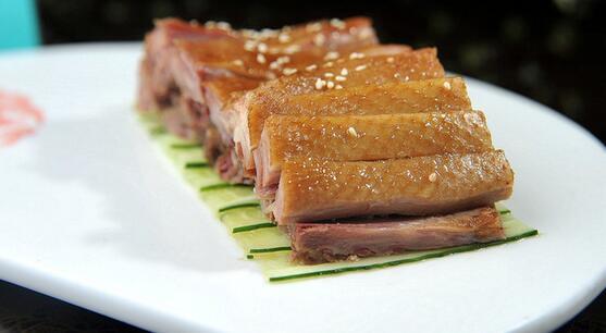 重庆有名的美食--卤鹅-荣昌自由行|重庆旅游攻略美食坊高州图片
