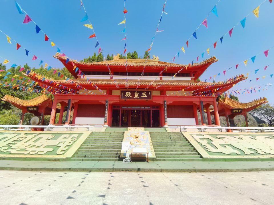 重庆丰都玉皇圣地景区有哪些好耍的?